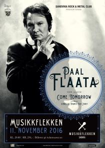 Paal Flaata @ Musikkflekken